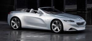2010 Peugeot SR1 Concept 11