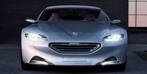 2010 Peugeot SR1 Concept 15