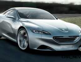 Concept Flashback – 2010 Peugeot SR1 Roadster Brought Beauty Back to Lion