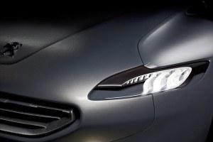 2010 Peugeot SR1 Concept 28