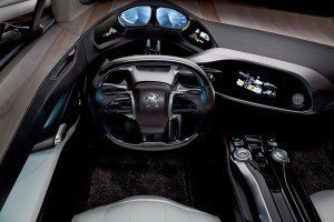 2010 Peugeot SR1 Concept 37