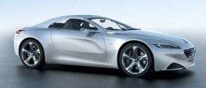 2010 Peugeot SR1 Concept 40