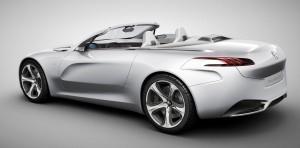 2010 Peugeot SR1 Concept 48