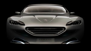2010 Peugeot SR1 Concept LED Lighting 1