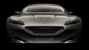 2010 Peugeot SR1 Concept  LED Lighting 1