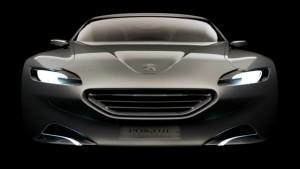 2010 Peugeot SR1 Concept  LED Lighting 2