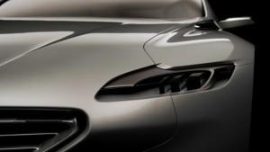 2010 Peugeot SR1 Concept  LED Lighting 3