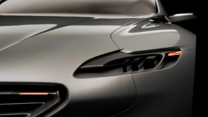 2010 Peugeot SR1 Concept  LED Lighting 4