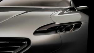 2010 Peugeot SR1 Concept  LED Lighting 5