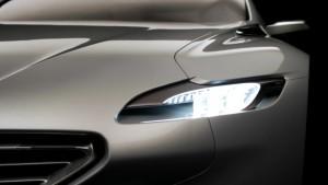 2010 Peugeot SR1 Concept  LED Lighting 6