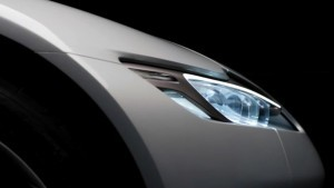 2010 Peugeot SR1 Concept LED Lighting 7