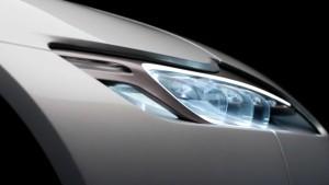 2010 Peugeot SR1 Concept  LED Lighting 8