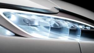 2010 Peugeot SR1 Concept  LED Lighting 9