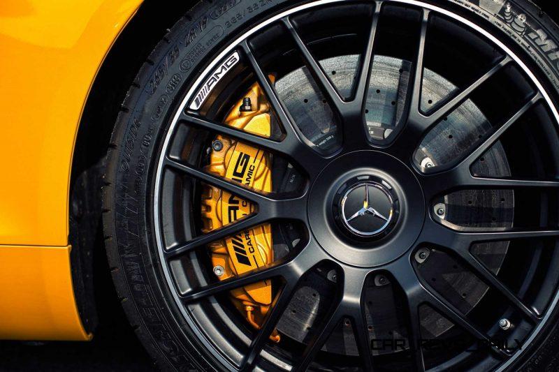 2015 AMG GT Yellow 10