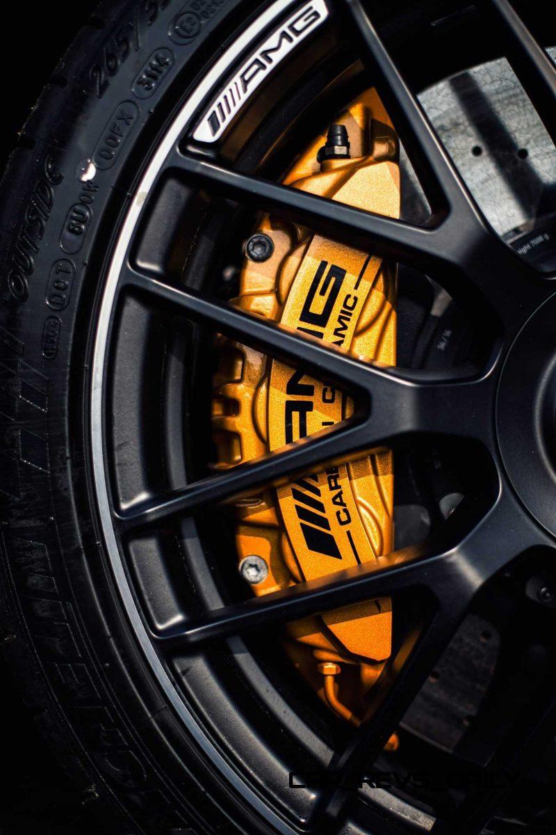 2015 AMG GT Yellow 12