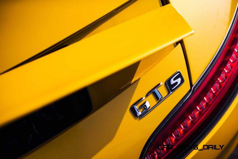 2015 AMG GT Yellow 13