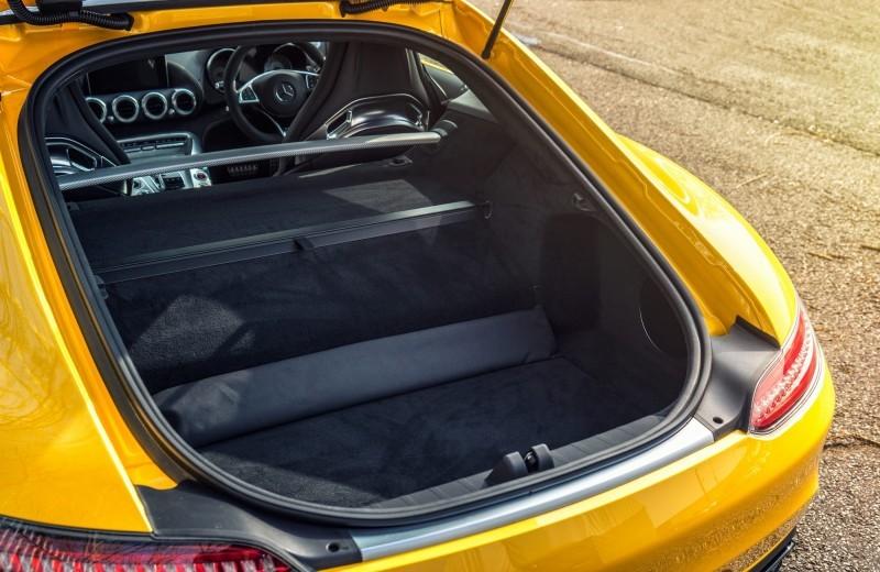 2015 AMG GT Yellow 19