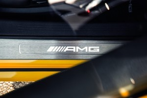 2015 AMG GT Yellow 2