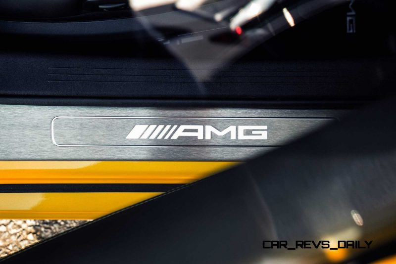 2015 AMG GT Yellow 21
