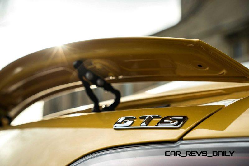 2015 AMG GT Yellow 24