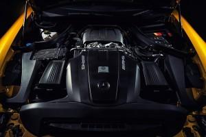 2015 AMG GT Yellow 25