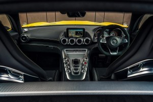 2015 AMG GT Yellow 26