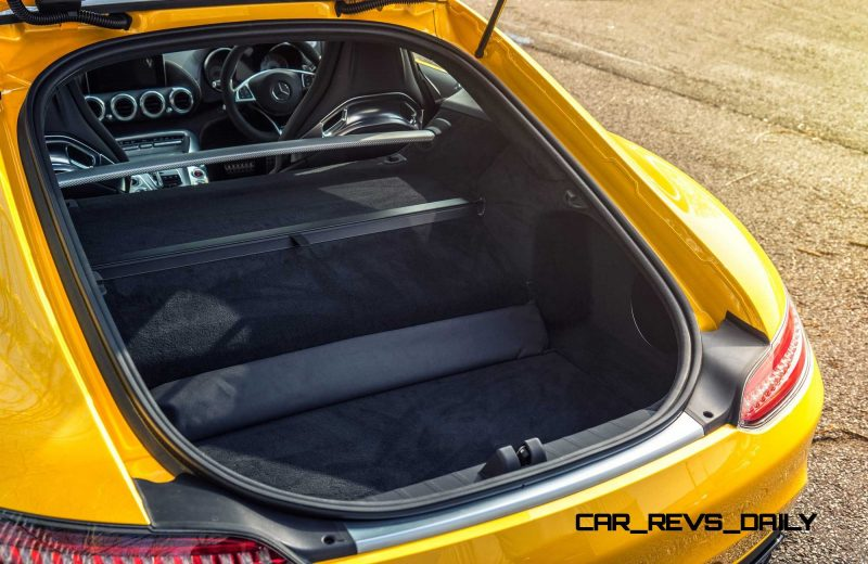 2015 AMG GT Yellow 9
