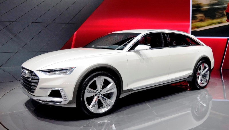 2015 Audi Prologue Allroad Concept 1