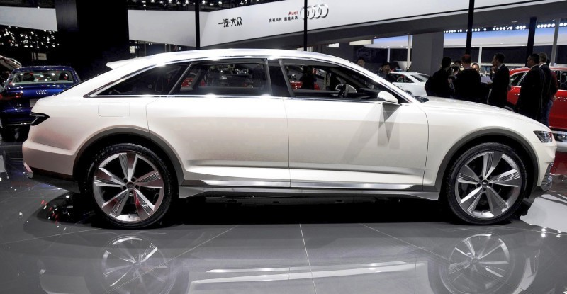 2015 Audi Prologue Allroad Concept 10