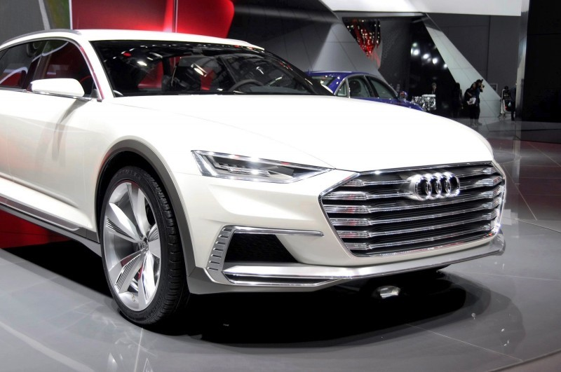 2015 Audi Prologue Allroad Concept 12