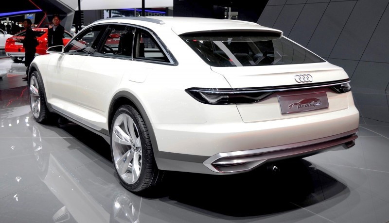 2015 Audi Prologue Allroad Concept 15
