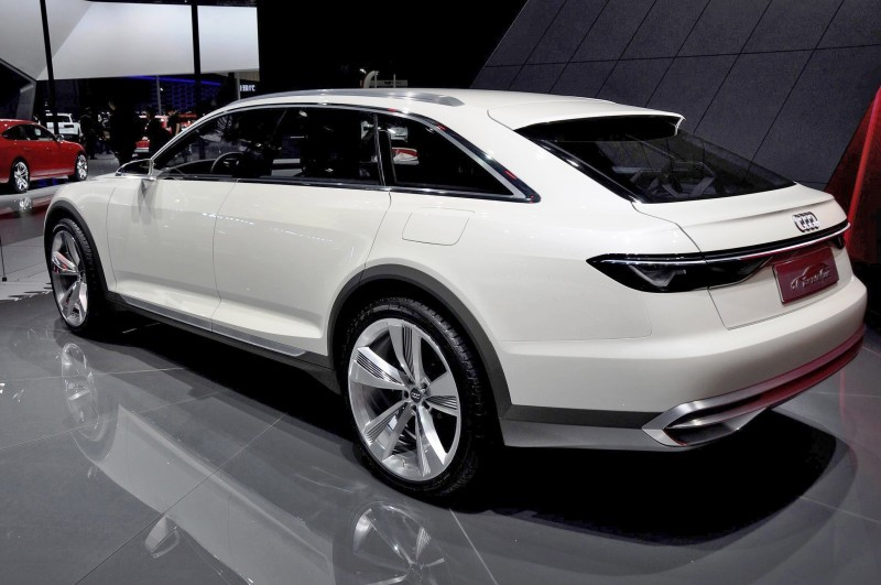 2015 Audi Prologue Allroad Concept 5