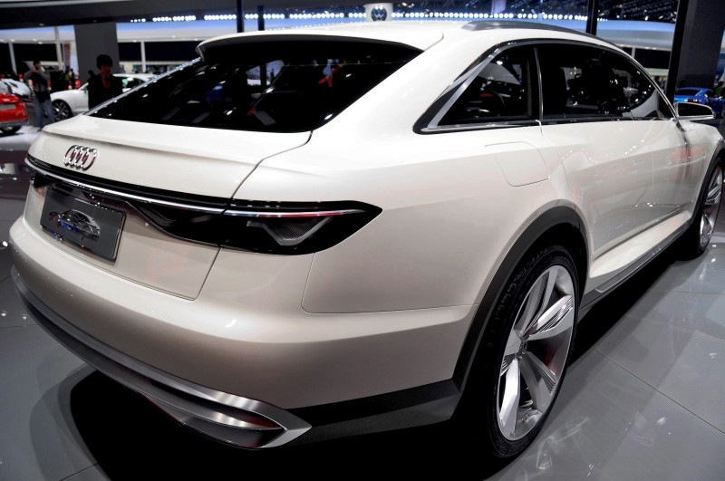 2015 Audi Prologue Allroad Concept 7