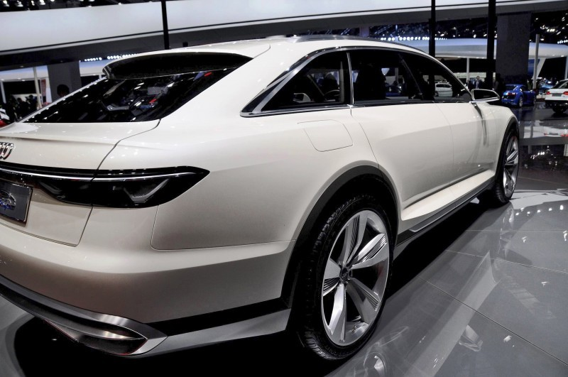 2015 Audi Prologue Allroad Concept 8