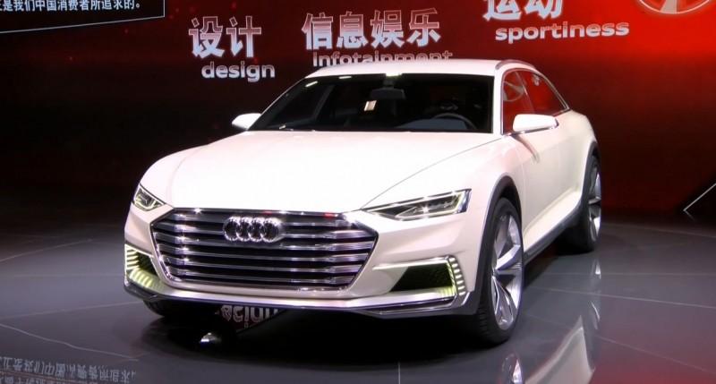 2015 Audi Prologue Avant Concept 12