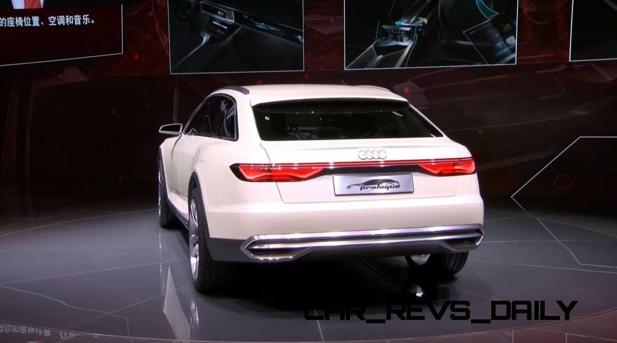 2015 Audi Prologue Avant Concept 20