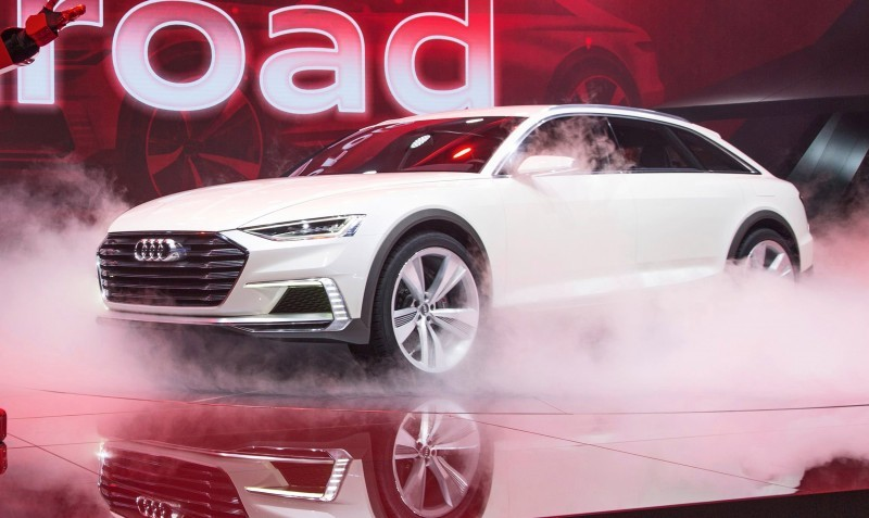 2015 Audi Prologue Avant Concept 29