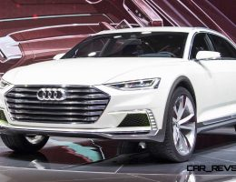 Real-life Photos Show Sexier 2015 Audi Prologue Allroad Than Preview Renders
