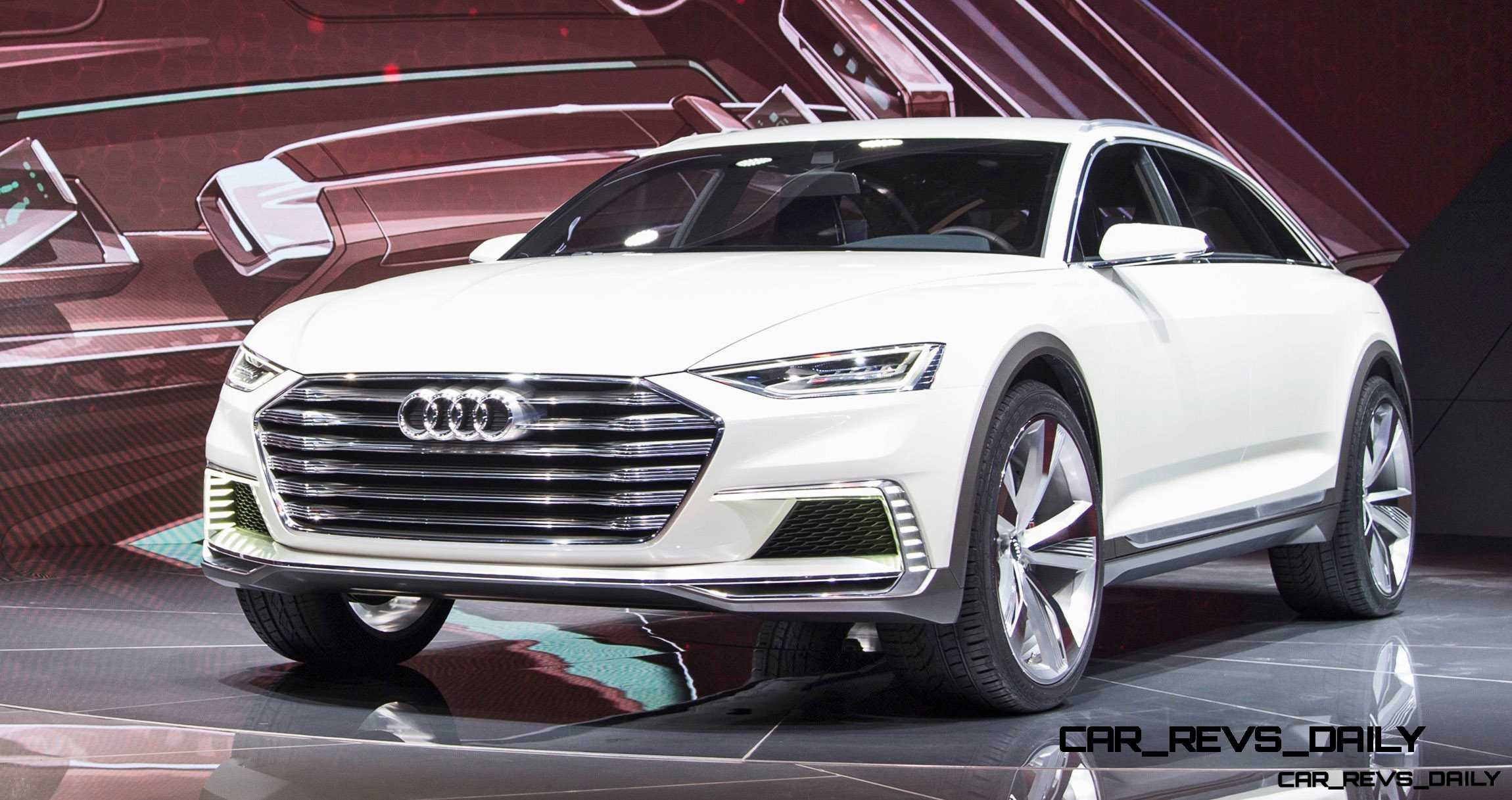 2015 Audi Prologue Avant Concept 31