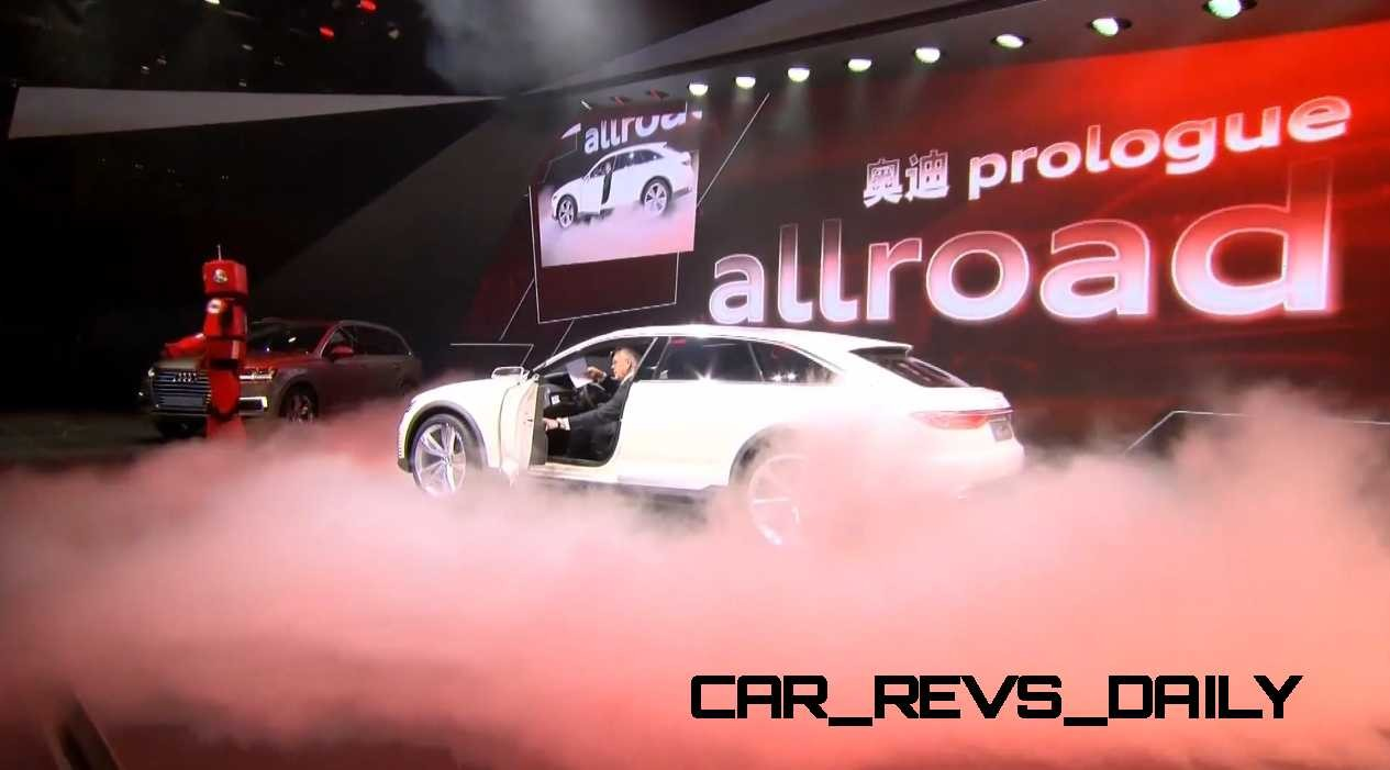 2015 Audi Prologue Avant Concept 5