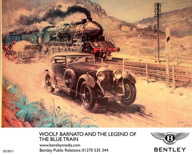 2015 Bentley Mulsanne Speed BLUE TRAIN By Mulliner 5