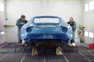 2015 Berlinetta Lusso by Touring SuperLeggera 18