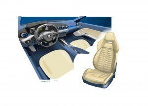 2015 Berlinetta Lusso by Touring SuperLeggera 33
