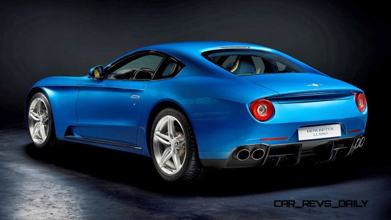2015 Berlinetta Lusso by Touring SuperLeggera 49