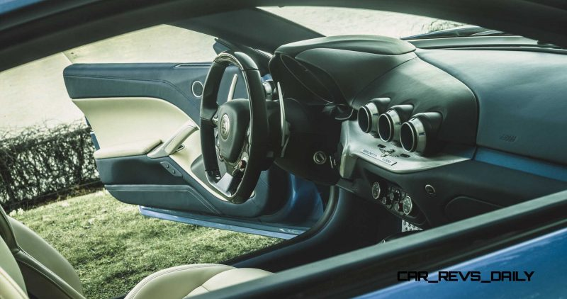 2015 Berlinetta Lusso by Touring SuperLeggera 56