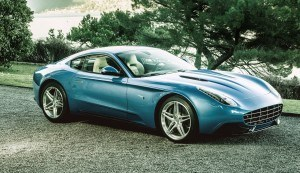 2015 Berlinetta Lusso by Touring SuperLeggera 60