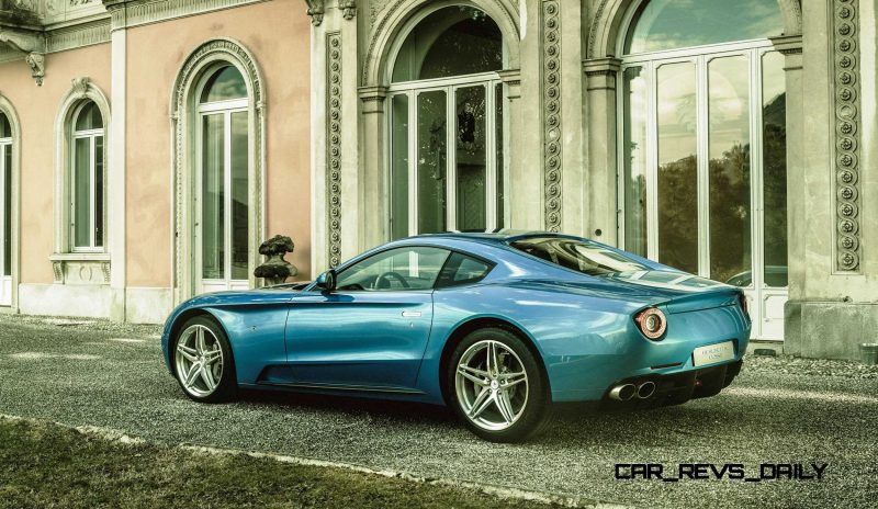 2015 Berlinetta Lusso by Touring SuperLeggera 68