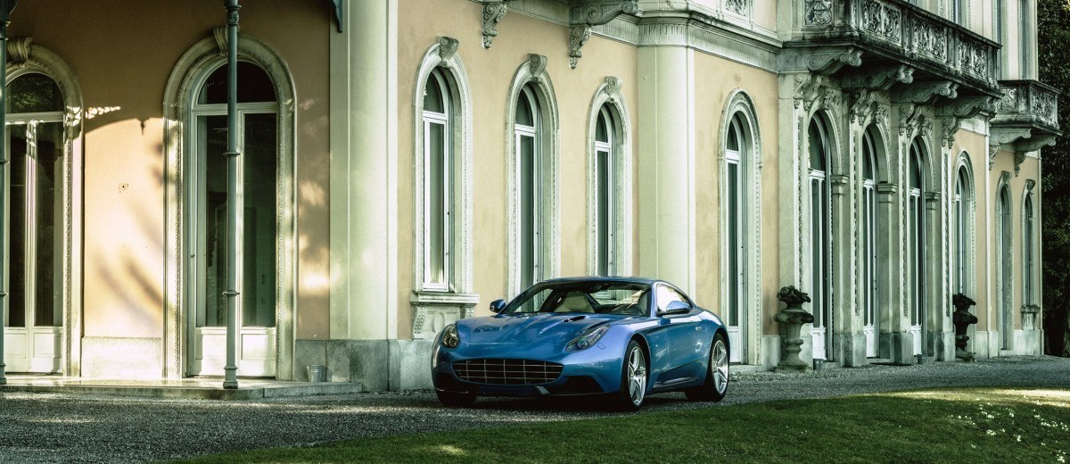 2015 Berlinetta Lusso by Touring SuperLeggera 70