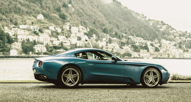 2015 Berlinetta Lusso by Touring SuperLeggera