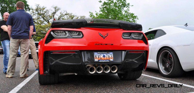 2015 Chevrolet Corvette Z06 Z07 Package 1